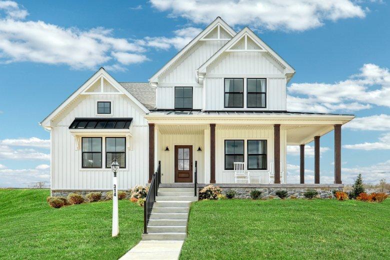 Milton Floorplan Keystone Custom Homes